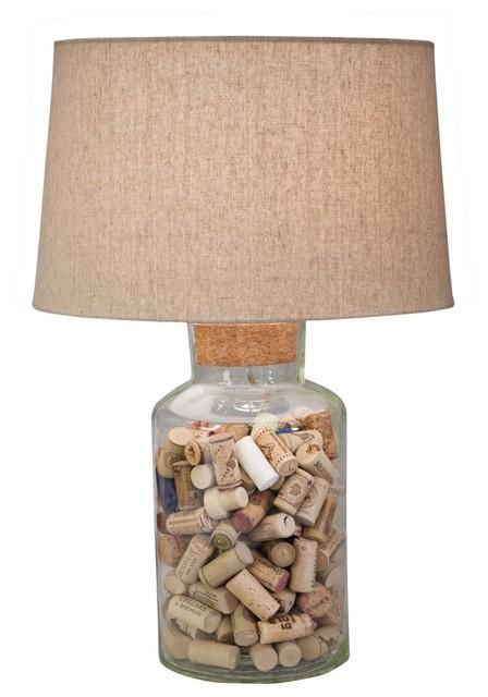 Coastal Regina-Andrew Small Keepsake Table Lamp contemporary-table-lamps