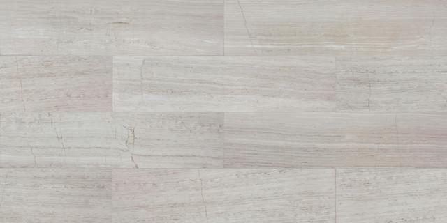 White Birch Plank Tile 6x24 Contemporary Tile