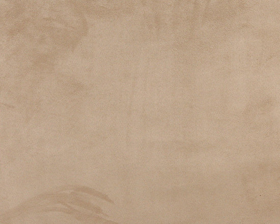 C050 Beige Microsuede Fabric By The Yard -
