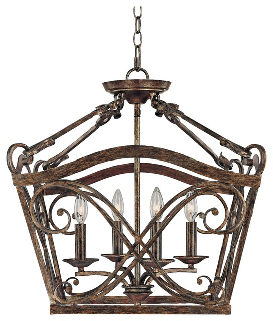 Traditional Reserve Collection 20 1 2 Quot Wide 4 Light Foyer