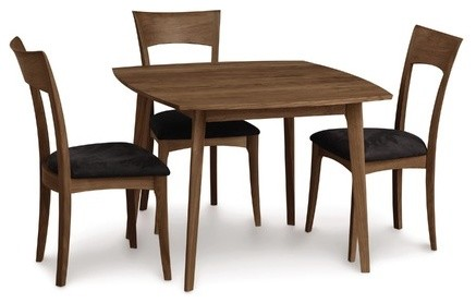 Catalina Square Dining Table Modern Dining Tables By AllModern