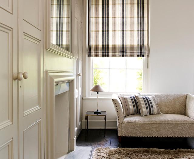 Roman blinds modern-roman-shades