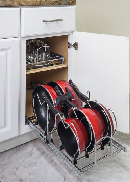 Kitchen Organization contemporary-cabinet-and-drawer-organizers