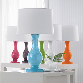 Belly Table Lamp contemporary-table-lamps
