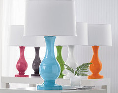 Belly Table Lamp contemporary table lamps