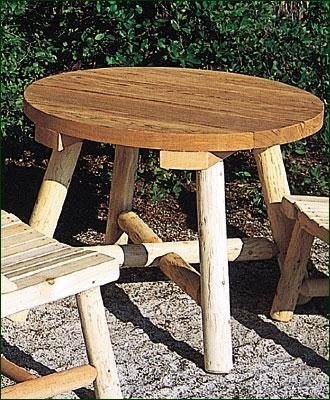 Child's Bradford Table traditional-outdoor-tables