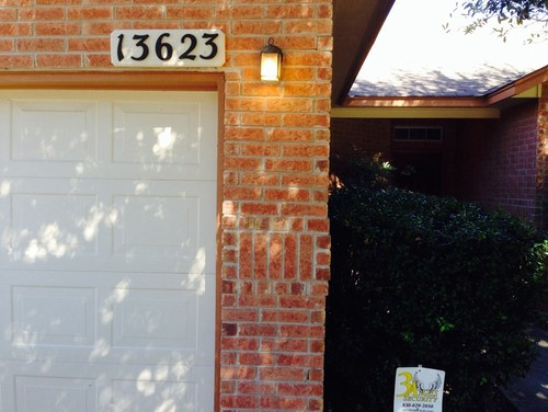 Need help selecting exterior house paint colors pink brick