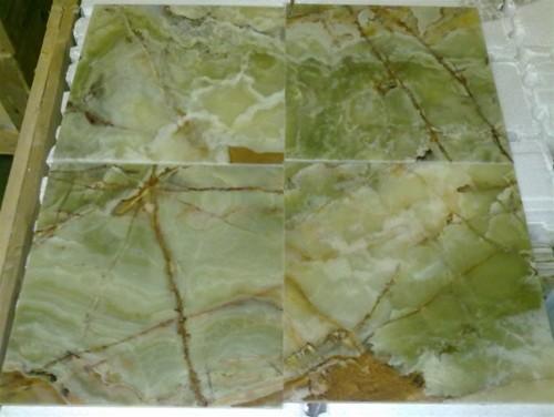 Green Onyx Marble Tile : Dark green onyx floor wall tiles eclectic