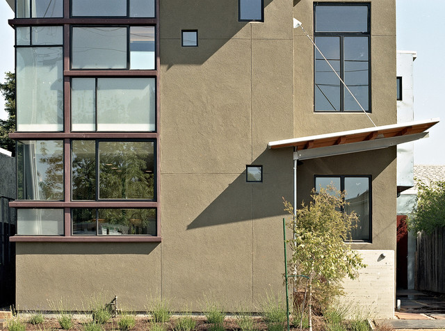Parlette Residence contemporary-exterior