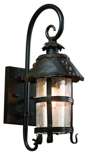 Camelot Outdoor Wall Sconce traditional outdoor lighting