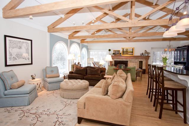 Ingrid Porter Interiors traditional-living-room