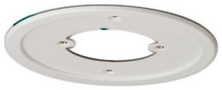 Hampton Bay 1-Light White Recessed Can Light Adapter for Linear Track or Direct- - Contemporary ...