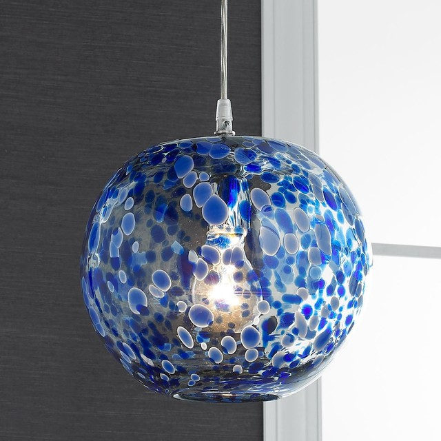 hand blown glass pendant pendant lighting by shades of light