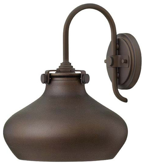 Hinkley Lighting 3178OZ Congress Oil Rubbed Bronze Wall Sconce Farmhouse