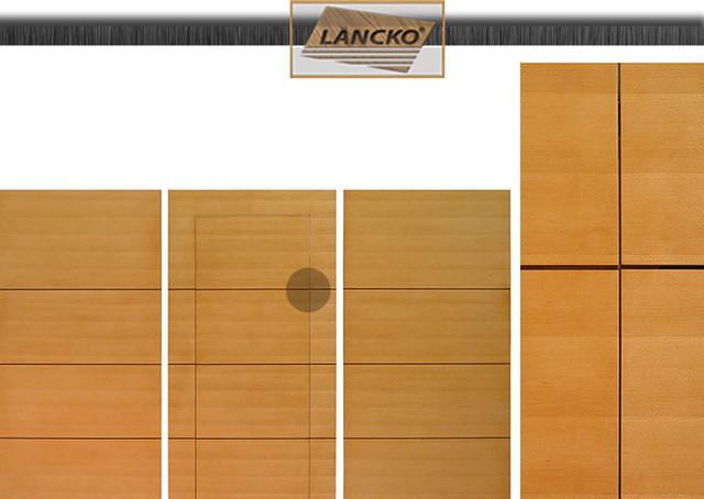 Lancko Door-Hidden Doors modern-interior-doors