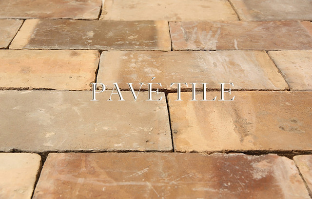 Parefeuille Terra Cotta Tile Flooring Traditional Floor Tiles