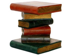 Books End Table side-tables-and-accent-tables