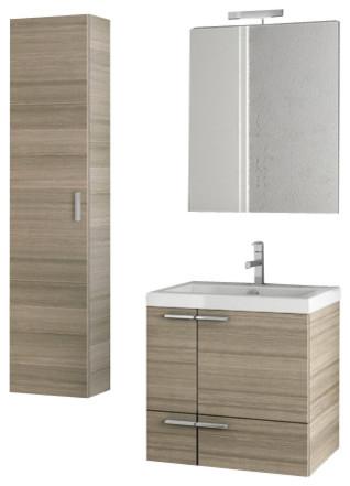 23 Inch Larch Canapa Bathroom Vanity Set modern-bathroom-vanities-and-sink-consoles