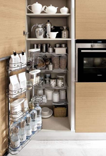 Modern kitchen cabinets contemporary los angeles by for American kitchen cabinets placerville
