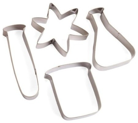 Labcutter Science Cookie Cutters contemporary-kitchen-tools
