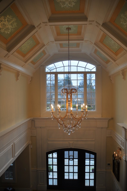 Interior Features traditional
