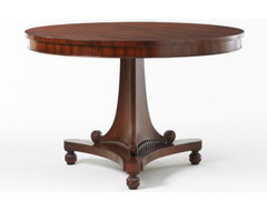 Rosewood Table traditional-dining-tables