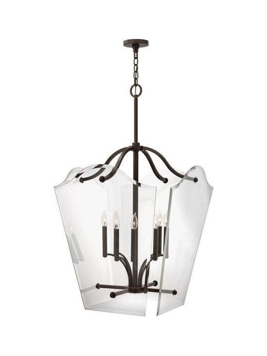 Hinkley Lighting 3009OZ 8 Light Foyer Wingate Collection -