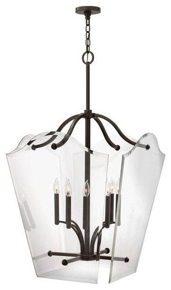 Hinkley Lighting 3009OZ 8 Light Foyer Wingate Collection  pendant lighting