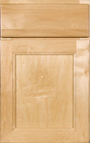Maple Door Styles traditional-kitchen-cabinetry