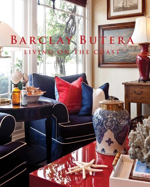 Barclay Butera: Living on the Coast beach-style-books