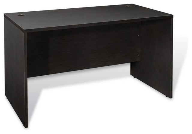 "Jesper - 100 Collection - 48"" Desk Espresso - Espresso modern-desks"