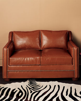 """Old Hickory Tannery 76"""" Sofa traditional-sofas"""