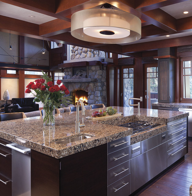 Cambria Canterbury Kitchen