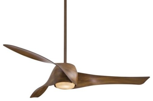 Artemis Ceiling Fan with Light by Minka Aire Fans modern-ceiling-fans