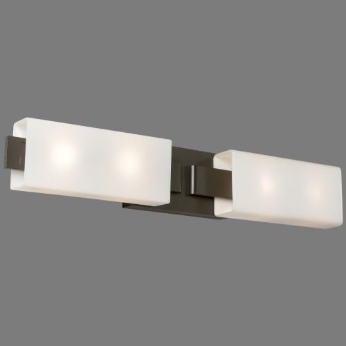 Bathroom Vanity Lights Contemporary : Kisdon Bath Bar contemporarybathroomlightingandvanitylighting - bathroom cabinets with lights