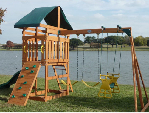 Backyard Gym Sets : All Products  Outdoor  Backyard Play  Outdoor Swing Sets