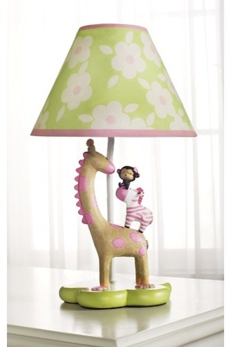 Jungle Jill Lamp modern-lighting