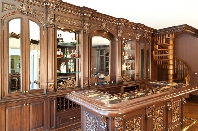 Luxury Home Bar