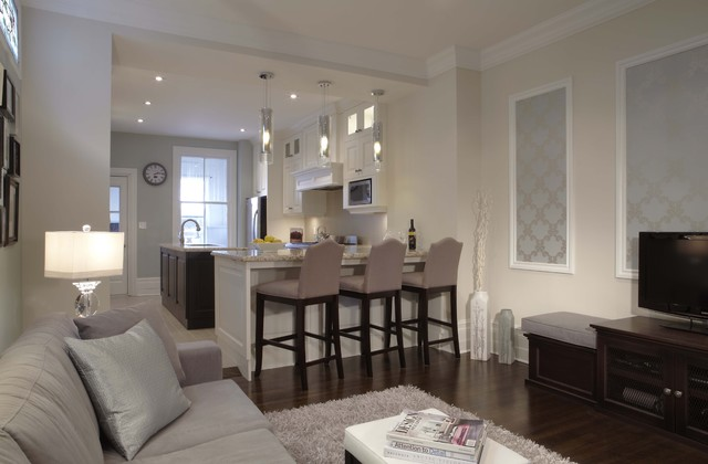 Residential and condo interior design toronto other metro by lux design - Condominium interior design ideas ...