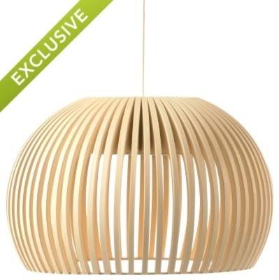 Atto Pendant 5000 by Secto Design pendant-lighting