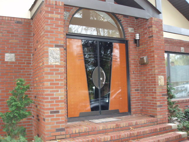 High end exterior interior doors contemporary front High end front doors