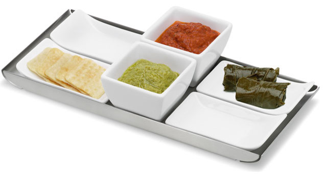 7-Piece Finger Food Set serving-dishes-and-platters