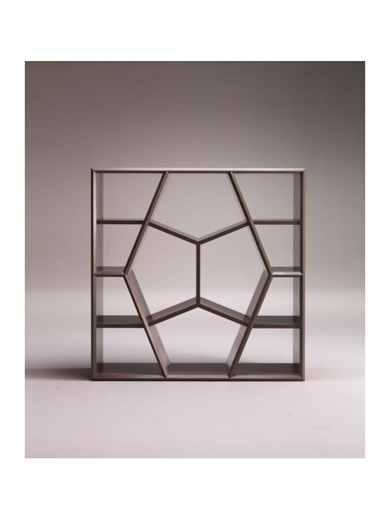 Eco Friendly Furnture and Lighting - Lui 6 5617 Bookcase.