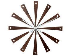 George Nelson Romer Wall Clock modern-clocks