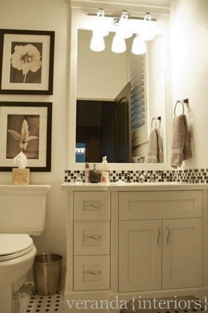 For the boy eclectic-bathroom