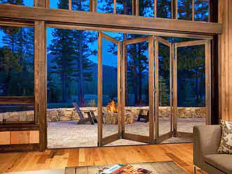 Bi Fold Patio Doors Traditional Windows And Doors