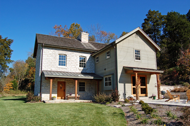 Historic Stone Structure brought back to life traditional