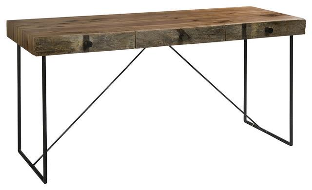 The hendricks wright desk rustic desks writing