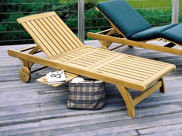 Kingsley Bate Classic Chaise Lounge Patio Furniture And Outdoor Furniture