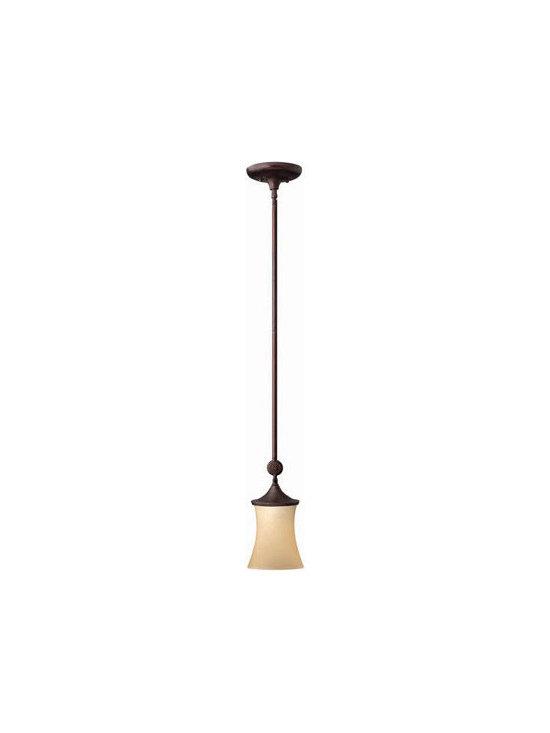 Hinkley Lighting 4177VZ Mini-Pendant Thistledown Collection -